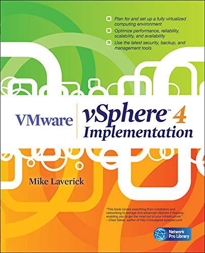 9780071664523: VMware vSphere 4 Implementation
