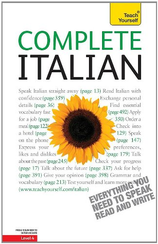 9780071664547: Complete Italian, Level 4 (Teach Yourself: Language)