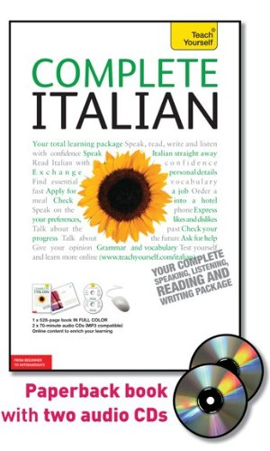 9780071664585: Complete Italian with Two Audio CDs: A Teach Yourself Guide (Teach Yourself Language)