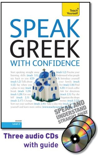 9780071664615: Speak Greek with Confidence, Level 2 (Teach Yourself: Language)