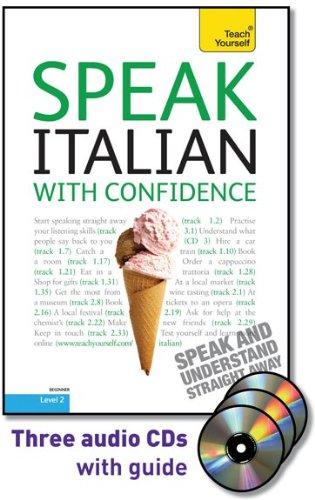 9780071664622: Speak Italian with Confidence, Level 2 (Teach Yourself: Language)