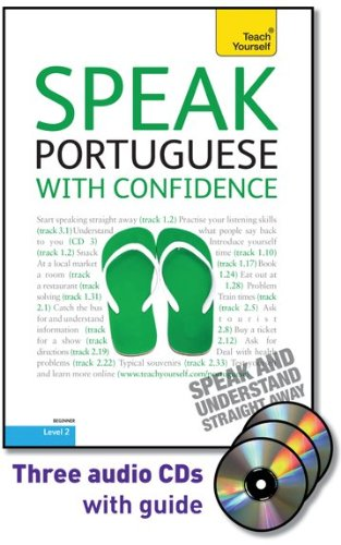 9780071664646: Speak Portuguese with Confidence with Three Audio CDs: A Teach Yourself Guide (TY: Conversation)