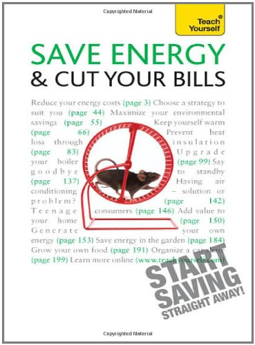 9780071664998: Save Energy and Cut Your Bills: A Teach Yourself Guide (Teach Yourself: General Reference)
