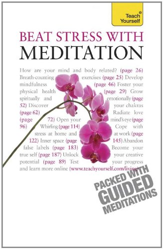 9780071665032: Beat Stress with Meditation: A Teach Yourself Guide (Teach Yourself: Philosophy & Religion)