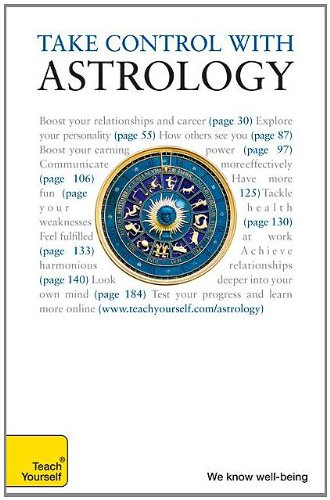 9780071665049: Take Control with Astrology: A Teach Yourself Guide (Teach Yourself: Health & New Age)
