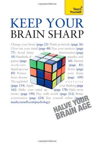 9780071665056: Keep Your Brain Sharp: A Teach Yourself Guide (Teach Yourself: Games/Hobbies/Sports)
