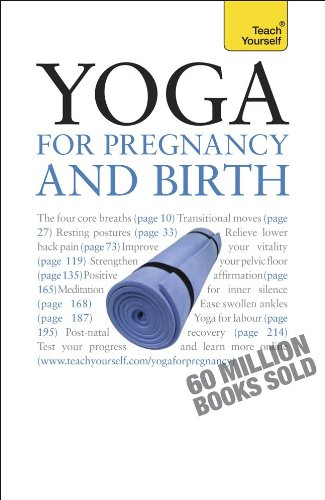 9780071665070: Teach Yourself Yoga for Pregnancy and Birth [With CD (Audio)] (Teach Yourself (McGraw-Hill))