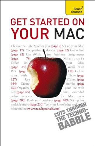 9780071665117: Get Started on Your Mac: A Teach Yourself Guide
