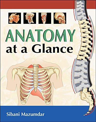 9780071667203: Anatomy at a Glance