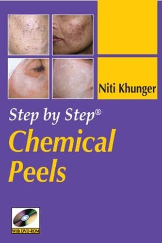 9780071667258: Step by Step Chemical Peels