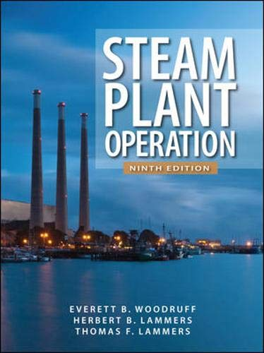 9780071667968: Steam Plant Operation 9th Edition