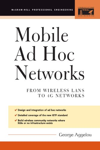 9780071700740: Mobile Ad Hoc Networks