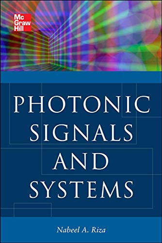 9780071700795: Photonic Signals and Systems: An Introduction