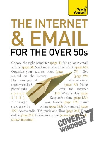 9780071701020: The Internet and Email for the Over 50s: A Teach Yourself Guide (Teach Yourself (McGraw-Hill))