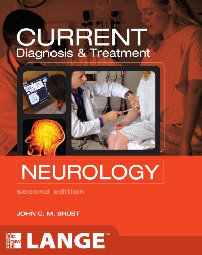 9780071701181: CURRENT Diagnosis & Treatment Neurology, Second Edition (LANGE CURRENT Series)