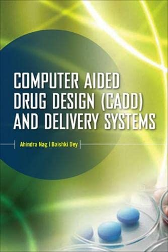 9780071701242: Computer-Aided Drug Design and Delivery Systems
