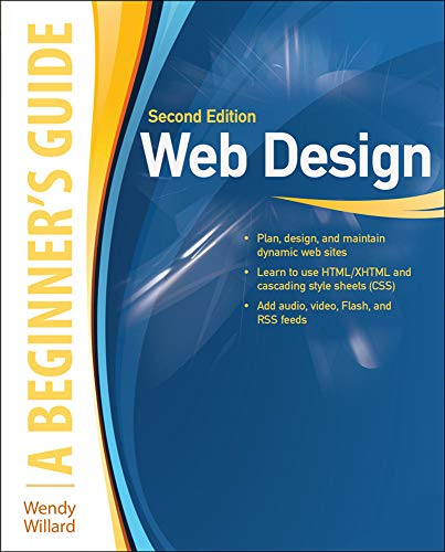 9780071701341: Web Design: A Beginner's Guide Second Edition