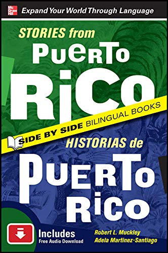 9780071701754: Stories from Puerto Rico (EB) (Side by Side Bilingual Books)