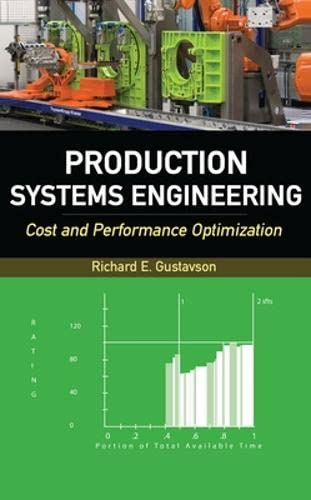 9780071701884: Production Systems Engineering: Cost and Performance Optimization