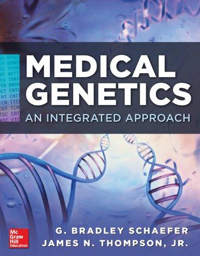 9780071702065: Medical Genetics: An Integrated Approach