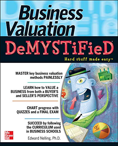 9780071702744: Business Valuation Demystified