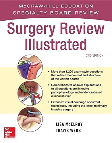 9780071702768: Surgery Review Illustrated