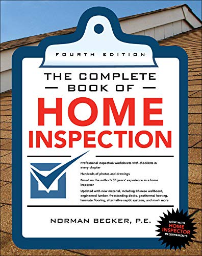 9780071702775: Complete Book of Home Inspection 4/E (Complete Book Series)