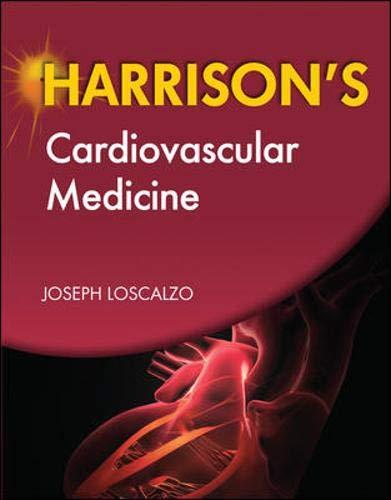 Harrison`s Cardiovascular Medicine: Joseph Loscalzo