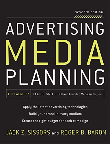 9780071703123: Advertising Media Planning, Seventh Edition