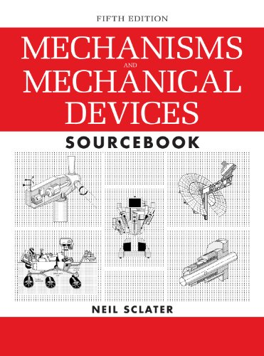 9780071704427: Mechanisms and Mechanical Devices Sourcebook, 5th Edition