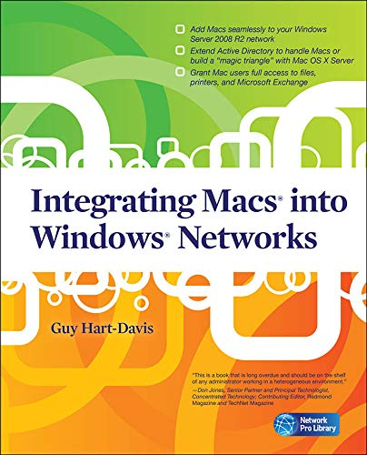 9780071713023: Integrating Macs into Windows Networks (Network Pro Library)
