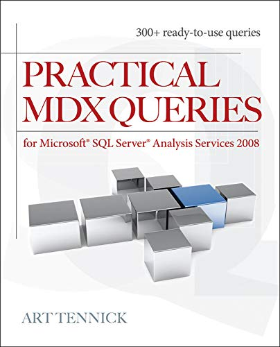 9780071713368: Practical MDX Queries: For Microsoft SQL Server Analysis Services 2008