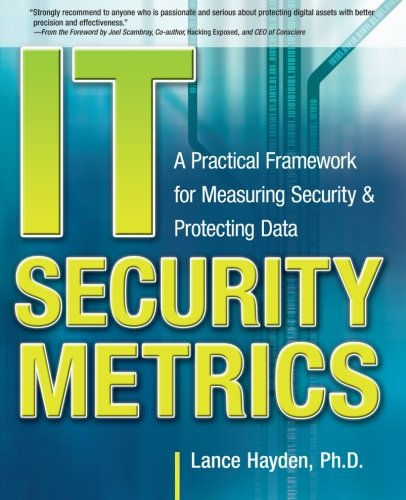 9780071713405: IT Security Metrics: A Practical Framework for Measuring Security & Protecting Data