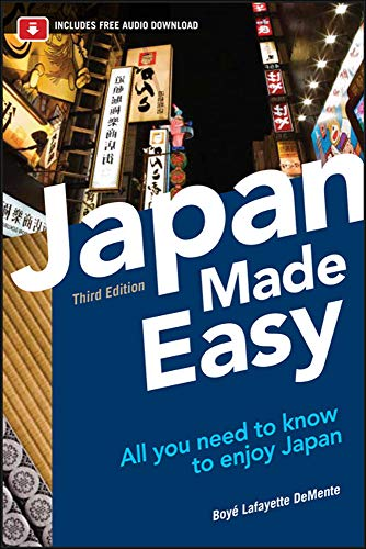 9780071713733: Japan Made Easy, Third Edition