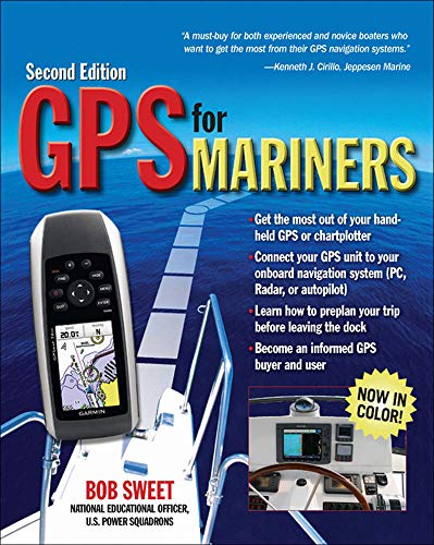9780071713993: GPS for Mariners, 2nd Edition: A Guide for the Recreational Boater