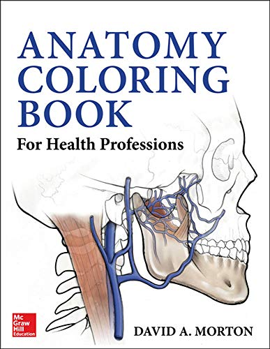 9780071714006: Anatomy Coloring Book for Health Professions (Medical/Denistry)