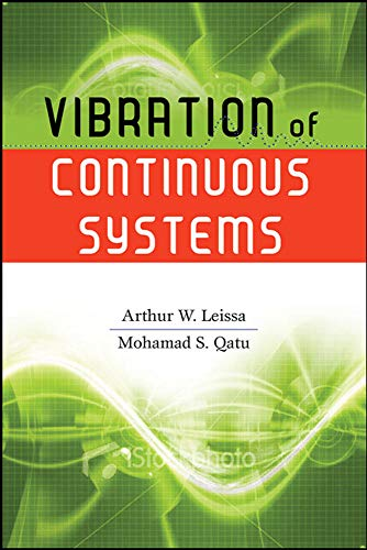 9780071714792: Vibration of Continuous Systems