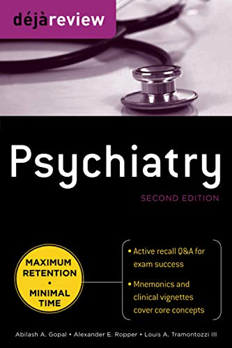 9780071715164: Deja Review Psychiatry, 2nd Edition