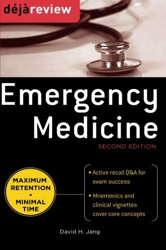9780071715188: Deja Review Emergency Medicine, 2nd Edition