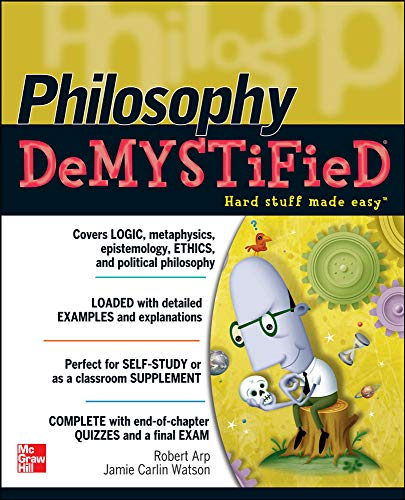 9780071717663: Philosophy DeMYSTiFied