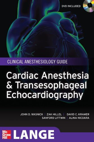 9780071717984: Cardiac Anesthesia and Transesophageal Echocardiography
