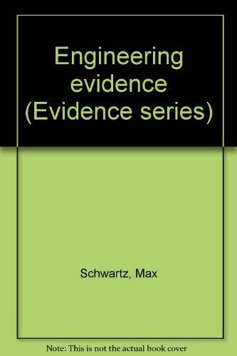 9780071720984: Engineering evidence (Evidence series)