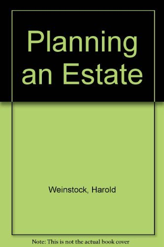 9780071721486: Planning an Estate (Tax and estate planning series)