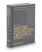 9780071722612: New York Construction Law Manual Second Edition (Construction Law Series)