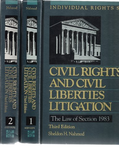 9780071723114: Civil Rights and Civil Liberties Litigation: The Law of Section 1983 (Individual Rights Series)