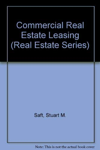 9780071723138: Commercial Real Estate Leasing (Real Estate Series)