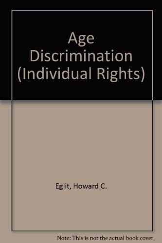 9780071723879: Age Discrimination (Individual Rights)