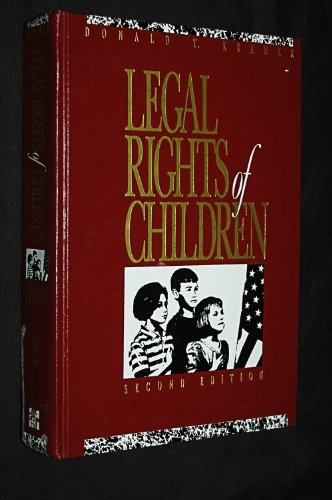 9780071726672: Legal Rights of Children
