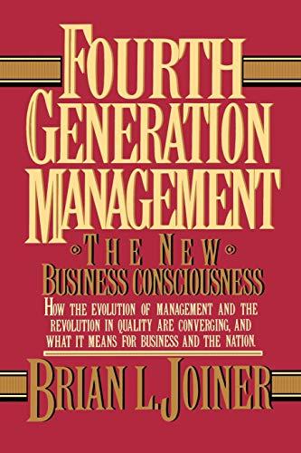 9780071735865: Fourth Generation Management