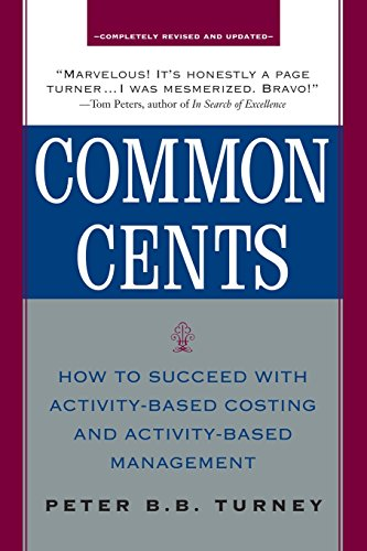 9780071735896: Common Cents: How to Succeed with Activity-Based Costing and Activity-Based Management